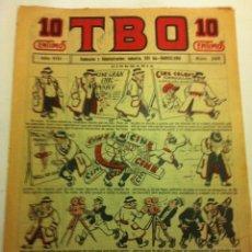 Tebeos: TBO .- Nº. 396- AÑO VIII- AÑO 1924 - COMPLETAMENTE NUEVO - 10 CTS. Lote 135145738