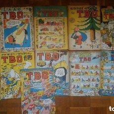 Tebeos: LOTE DE 70 TBO EXTRA,ALMANAQUES Y MAS VER FOTOS DE TODO LOS QUE SON.. Lote 135812422