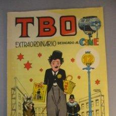 Tebeos: TBO (1952, TBO / BUIGAS, ESTIVILL Y VIÑA) EXTRA 52 · 1970 · TBO EXTRAORDINARIO DEDICADO AL CINE. Lote 138637474