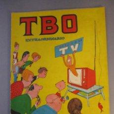 Tebeos: TBO (1952, TBO / BUIGAS, ESTIVILL Y VIÑA) EXTRA 41 · 1969 · TBO EXTRAORDINARIO DEDICADO A LA TV. Lote 138637530
