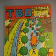 Tebeos: TBO (1952, TBO / BUIGAS, ESTIVILL Y VIÑA) EXTRA 51 · 1970 · TBO EXTRAORDINARIO DEDICADO AL TURISMO. Lote 138637598