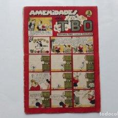 Livros de Banda Desenhada: AMENIDADES DE TBO , Nº 21 , EL PERRO DEL VECINO. Lote 140281094
