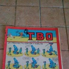 Tebeos: TBO - Nº2434 - AÑO LXV - 40 PTAS.. Lote 140317174
