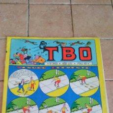 Tebeos: TBO - Nº2433 - AÑO LXV - 40 PTAS.. Lote 140317278