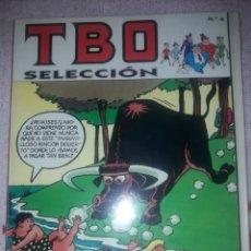 Tebeos: TBO SELECCIÓN, EDICIONES B. Nº4, 7 I 8.. Lote 142280682