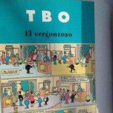 Tebeos: TBO. EL VERGONZOSO. EDICIONES B. 2003. Lote 142867186
