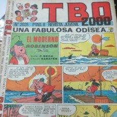 Tebeos: TBO 2000 Nº 2025 REVISTA JUVENIL. Lote 143266906