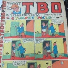 Tebeos: TBO REVISTA INFANTIL Nº 755. Lote 143267566