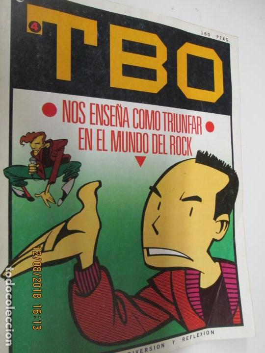 TBO Nº 4- EDITORIAL COMPLOT Y EDITORIAL BRUGUERA- MAYO 1986 (Tebeos y Comics - Buigas - TBO)