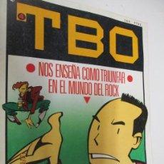 Tebeos: TBO Nº 4- EDITORIAL COMPLOT Y EDITORIAL BRUGUERA- MAYO 1986. Lote 143752198