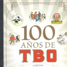 Tebeos: GUIRALT : 100 AÑOS DE TBO (EDICIONES B, 2017) GRAN FORMATO. Lote 145160158