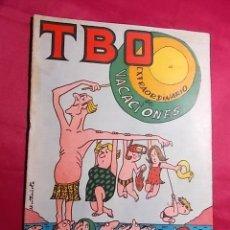 Tebeos: TBO EXTRAORDINARIO DE VACACIONES . 1958. BUIGAS. Lote 146314506