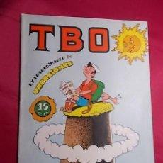 Tebeos: TBO EXTRAORDINARIO DE VACACIONES . 1970. BUIGAS. Lote 146314618