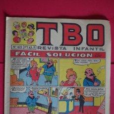Tebeos: TBO Nº 623 EDITA BUIGAS 1969. Lote 147062534
