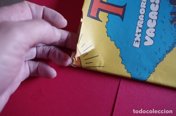 Tebeos: TBO EXTRAORDINARIO DE VACACIONES ORIGINAL 12 PTAS EDITORIAL BUIGAS 1969 - Foto 3 - 147065234
