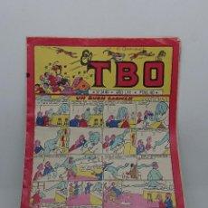 Tebeos: EL TBO 1981 Nº 2449 . REVISTA JUVENIL. Lote 147108054