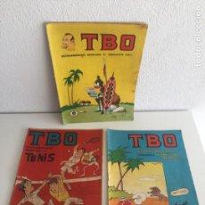 Tebeos: TBO EXTRAORDINARIO - LOTE DE 3 TEBEOS. Lote 147324354