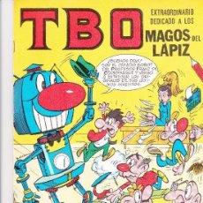 Tebeos: EXTRAORDINARIO DEDICADO A LOS MAGOS DEL LAPIZ TBO. Lote 147979314