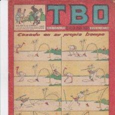 Tebeos: LOTE DE 6 NºS DE TBO DE 1,75 PESETAS. Lote 147981978