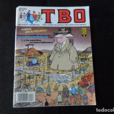 Tebeos: TBO Nº 33 EDICIONES B 1989 . Lote 148231434