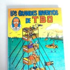 Tebeos: LOS GRANDES INVENTOS DE TBO - EDICIONES B 1989 // EXCELENTE ESTADO . Lote 148923674