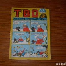 Tebeos: TBO EXTRA AVENTURAS DE MORCILLON Y BABALI EDITA BUIGAS . Lote 150807294
