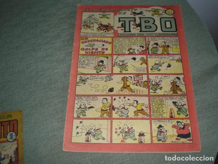 TBO SIN NUMERAR Nº 33 (Tebeos y Comics - Buigas - TBO)