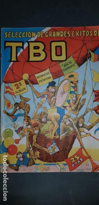 SELECCION DE GRANDES EXITOS DE TBO ESTADO NORMAL MIRE MIS OTROS ARTICULOS (Tebeos y Comics - Buigas - TBO)