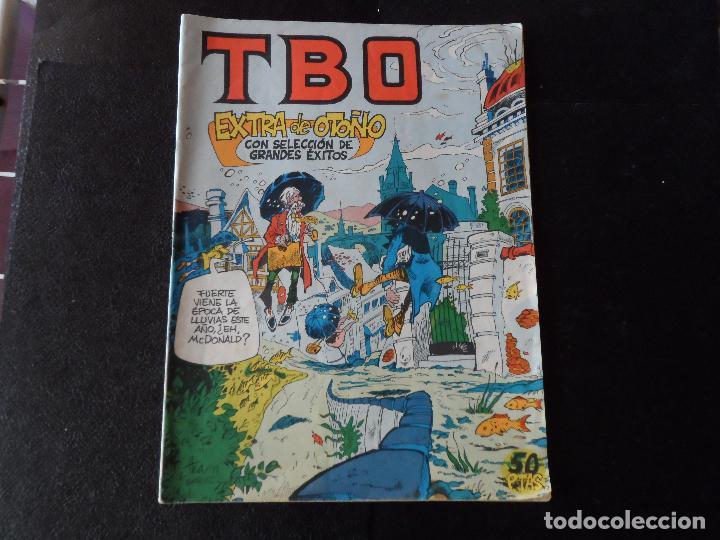 TBO EXTRA DE OTOÑO CON SELECCIÓN DE GRANDES ÉXITOS (Tebeos y Comics - Buigas - TBO)