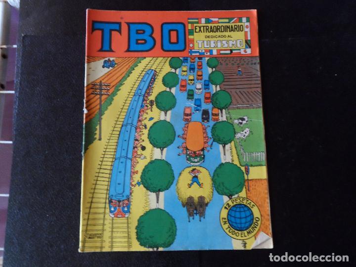 TBO EXTRAORDINARIO DEDICADO AL TURISMO DE BUIGAS (Tebeos y Comics - Buigas - TBO)