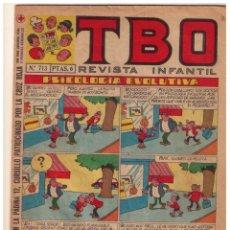 Tebeos: TBO 2 ª EPOCA - Nº 713. Lote 152276502
