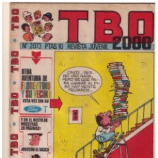 Tebeos: TBO 2000 Nº 2073. Lote 152276966