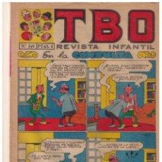 Livros de Banda Desenhada: TBO 2 ª EPOCA - Nº 549. Lote 152408618