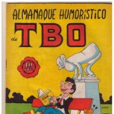 Tebeos - TBO ALMANAQUE 1970 - 152423466