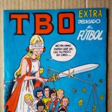 Tebeos: TBO EXTRA DEDICADO AL FÚTBOL (BUIGAS, ESTIVILL Y VIÑA, 1976). 36 PÁGINAS A COLOR.. Lote 152665224