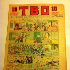 Tebeos: TBO - Nº. 976 - AÑO XX (1936)- 10 CTS. Lote 153918082