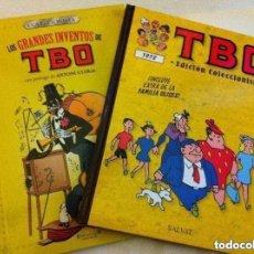 Tebeos: TBO - LOTE DE 2 (EDICIÓN COLECCIONISTA. Lote 153940122