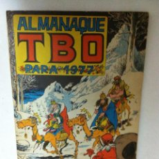 Tebeos: TBO- ALMANAQUE 1977. Lote 153940790
