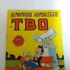 Tebeos: ALMANAQUE HUMORÍSTICO 1970. Lote 153941238