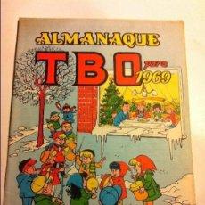 Tebeos: TBO- ALMANAQUE 1969- (MUY BIEN CONSERVADO). Lote 153941830