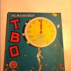 Tebeos: TBO- ALMANAQUE 1971- (MUY BIEN CONSERVADO). Lote 153942154