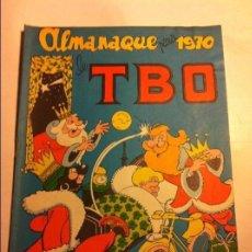 Tebeos: TBO- ALMANAQUE 1970- (MUY BIEN CONSERVADO). Lote 153942434