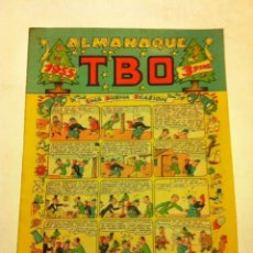 Tebeos: TBO - ALMANAQUE 1955. Lote 153942842