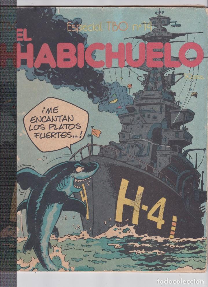 ESPECIAL TBO Nº 14 EL HABICHUELO (Tebeos y Comics - Buigas - Otros)