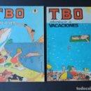 Tebeos: TBO / EXTRAORDINARIO DE VACACIONES / AÑOS 1965 - 1966 / 2 EJEMPLARES / SIN USAR - IMPECABLES. Lote 155367953