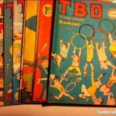 Tebeos: TBO - EXTRAORDINARIO - LOTE DE 10- MUY BIEN CONSERVADOS. Lote 155413338