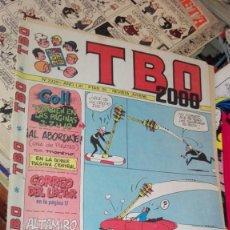 Tebeos: TBO 2000, Nº 2229 - EDITORIAL BUIGAS 1972. Lote 155499358