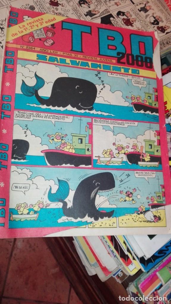 TBO 2000. Nº. 2364. 30 PTS. ORIGINAL 1979. (Tebeos y Comics - Buigas - TBO)