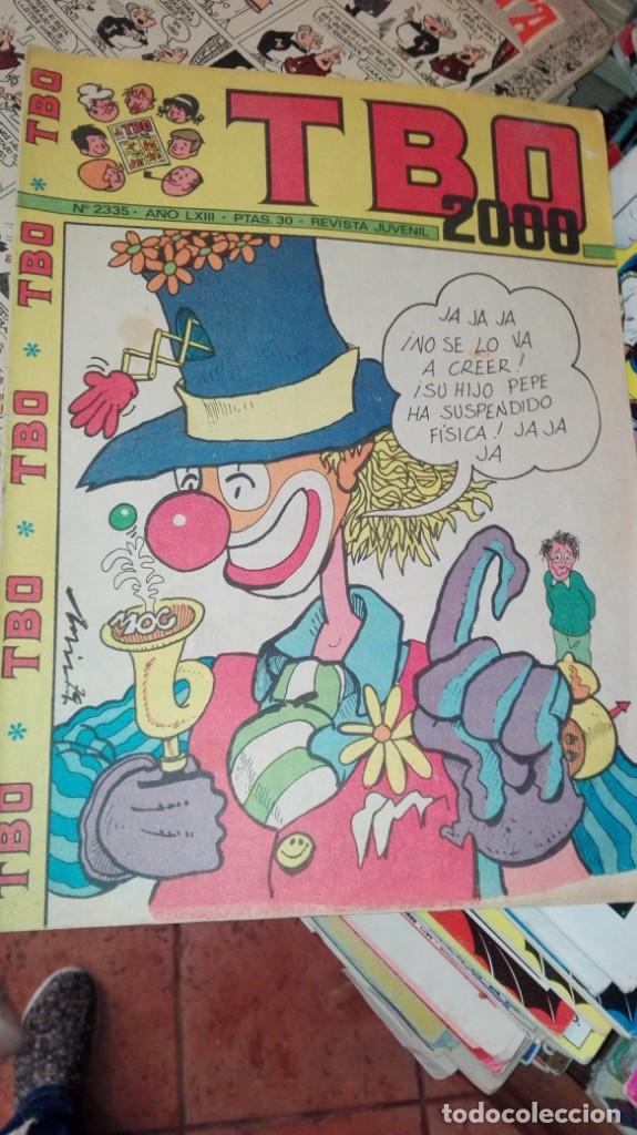 TBO 2000 NÚMERO 2335 (Tebeos y Comics - Buigas - TBO)
