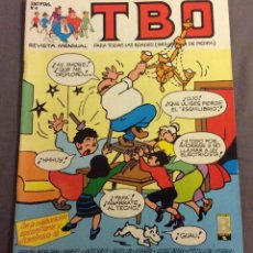 Tebeos: TBO Nº 4. MAYO 1988. Lote 155513182